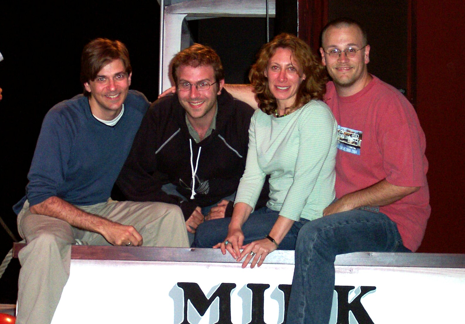Ferry Musical Writers