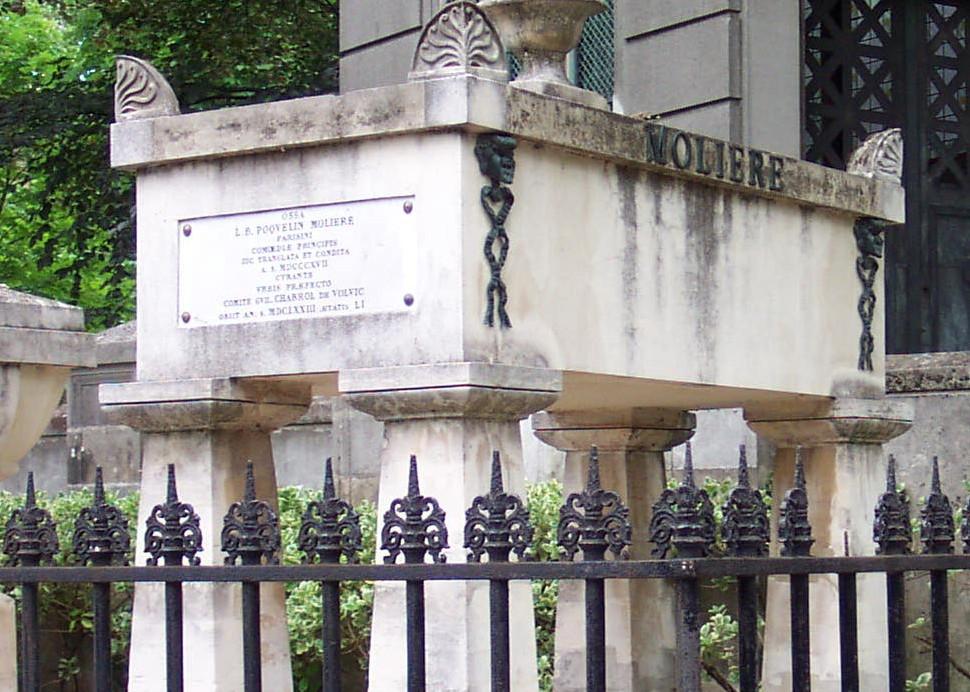 Moliere's Grave